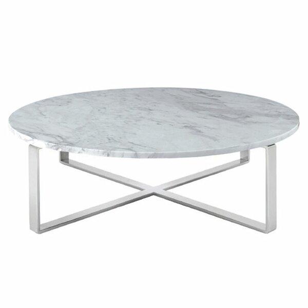 Marvelous Marble/Granite Top Coffee Tables Youu0027ll Love   Wayfair