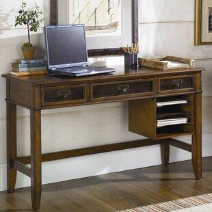 Low priced Calderwood Writing Desk ByGracie Oaks