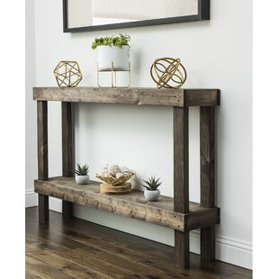 Dunlap Console Table