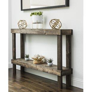 Surprising Dunlap Console Table Lamtechconsult Wood Chair Design Ideas Lamtechconsultcom