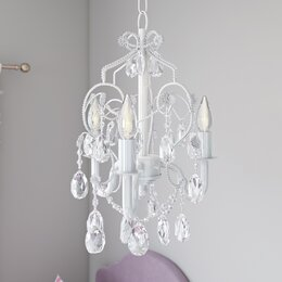 Kids lighting youll love wayfair kids chandeliers mozeypictures Image collections