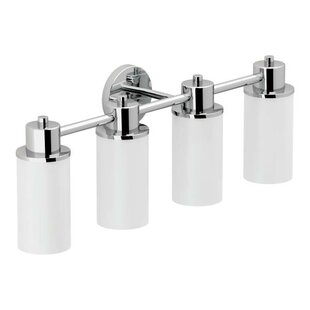 Home Care by Moen Iso 4-Light Vanity Light