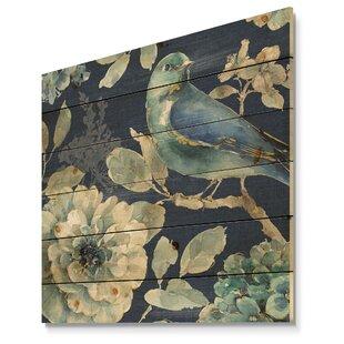 Bird Wooden Wall Art You Ll Love In 2021 Wayfair