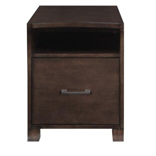 Asuncion Vertical Filing Cabinet by DarHome Co #2