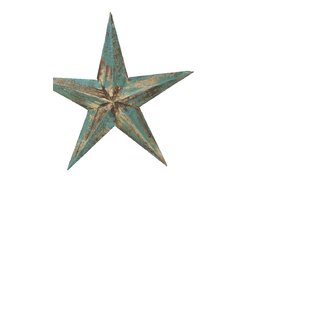 Wooden Star Wall Décor