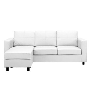 Shop Ralph Reversible Sectional by Zipcode Design