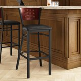 Chafin Cutout Back 32 Bar Stool by Winston Porter