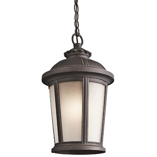 Ralston 1-Light Outdoor Hanging Lantern By Kichler Outdoor Lighting