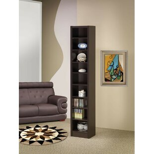 Upper Vobster Standard Bookcase by Winston Porter Best Design
