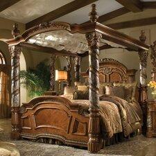 Villa Valencia Canopy Bed by Michael Amini (AICO)