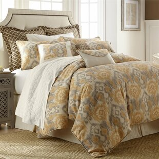 Cynda 4 Piece Comforter Set by Bloomsbury Market