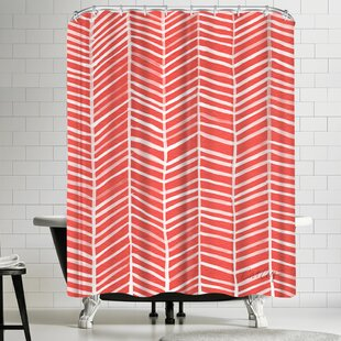 Modern & Contemporary Coral Curtains And Drapes | AllModern