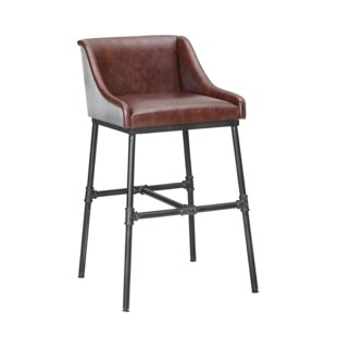 Mccormick Adjustable Height Bar Stool by ..