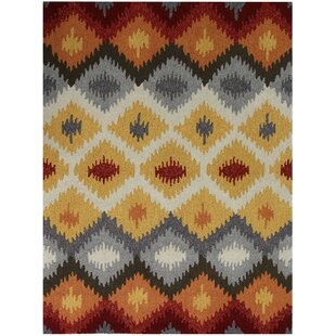 Pifer Yellow Indoor/Outdoor Area Rug