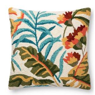 Green Tropical Throw Pillows You Ll Love In 2021 Wayfair
