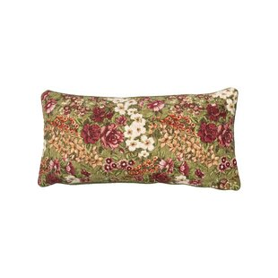 Cresskill Cotton Lumbar Pillow by August Grove 2019 Sale