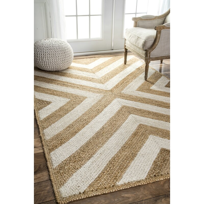 Bay Isle Home Saige Natural Area Rug Reviews Wayfair