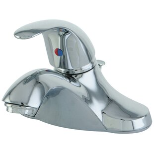 Kingston Brass Legacy Centerset Bathroom Faucet with ABS Pop-Up Drain