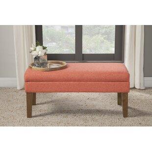 Wildon Home ® Decorative Storage Bench
