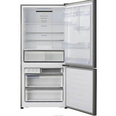 17 cu. ft. Counter Depth Bottom Freezer Refrigerator Bertazzoni