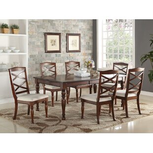 Astoria Grand Dufrene 7 Piece Dining Set