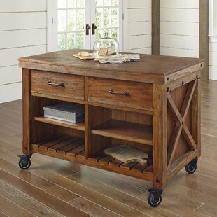 Vargas Kitchen Island By Birch Lane™