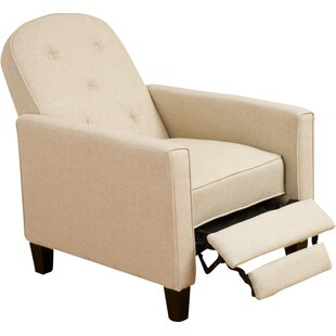 Hazelwood Manual Lift Assist Club Recliner by Ebern Designs