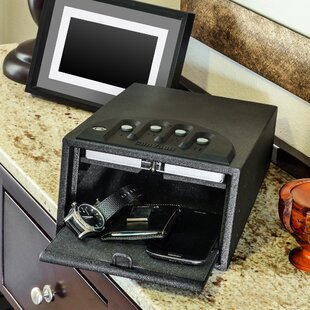 MiniVault Biomteric Lock Gun Safe by GunVault