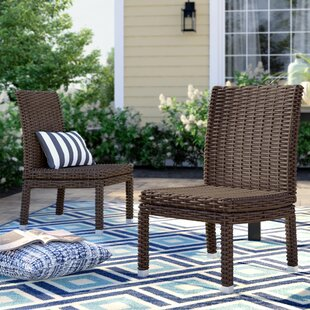 Crowley Patio Dining Chair (Set of 2) by Sol 72 Outdoor