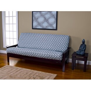 Araujo Zipper Box Cushion Futon Slipcover Latitude Run