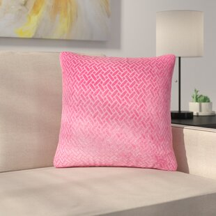 Stradford Solid Throw Pillow (Set of 2) by Latitude Run