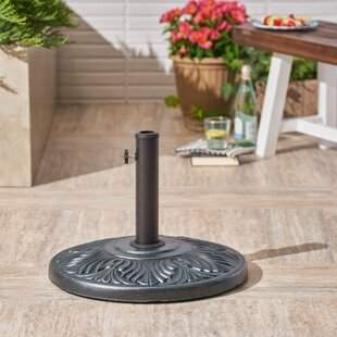 Mullenax Outdoor Concrete Free Standing Umbrella Base