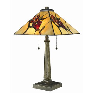 Floral Mission 24 Table Lamp