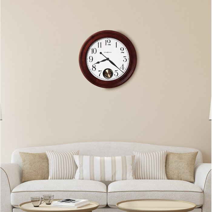 Griffith Gallery Wall Clock