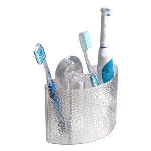 Rain Power Lock Suction Toothbrush Holder