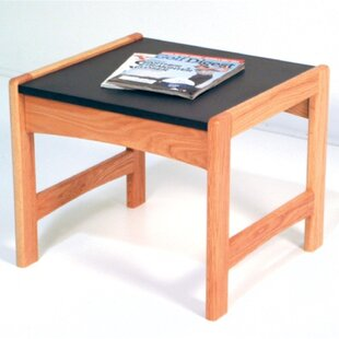 Dakota Wave End Table