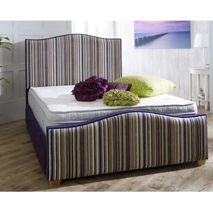 Farkas Upholstered Bed Frame By Corrigan Studio
