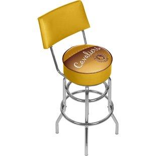 NBA 31 Swivel Bar Stool by Trademark Global