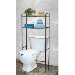 Modern over the toilet storage 2