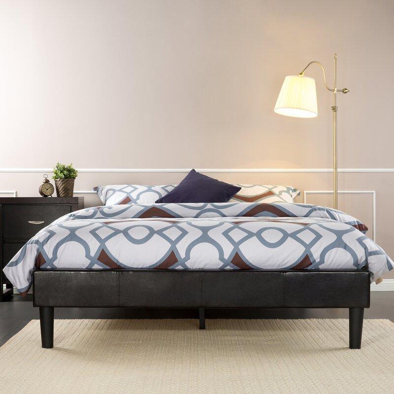 Zipcode Design Maui Upholstered Platform Bed Reviews Wayfair - Maui zip code