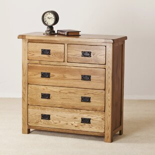 5 Drawer Chest Of Drawers By Rosalind Wheeler