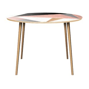 Haber Dining Table by Wrought Studio New