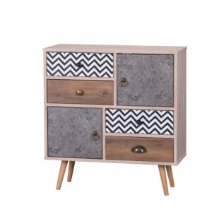 Bullis 4 Drawer Combi Chest By Bloomsbury Market