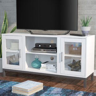 Depp Wood 52 inch  TV Stand with Optional Fireplace