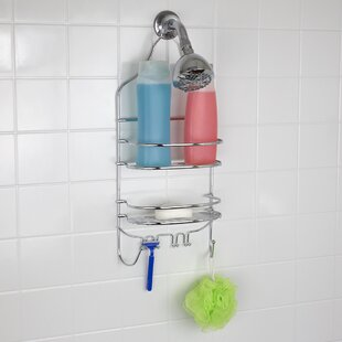 Home Basics Flat Wire Shower Caddy