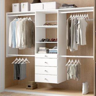 Closet Systems Organizers Up To 50 Off Through 9 29 Wayfair