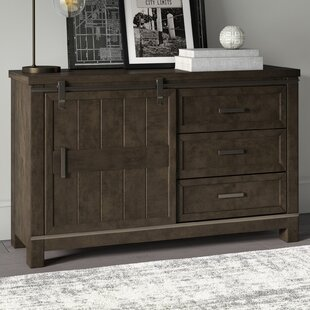 Sallie 3 Drawer Combo Dresser