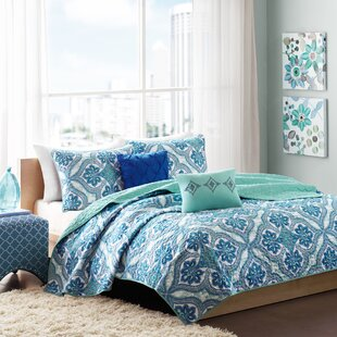 Carli Reversible Comforter Set
