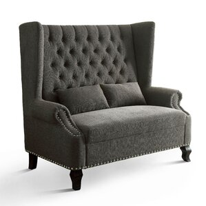 Hokku Designs Wembley Loveseat