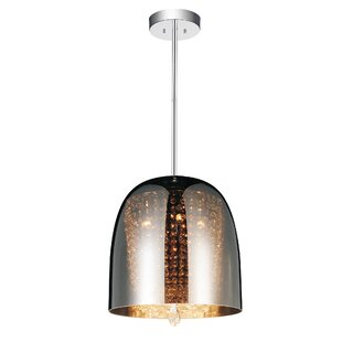 CWI Lighting Movement 4-Light Bell Pendant